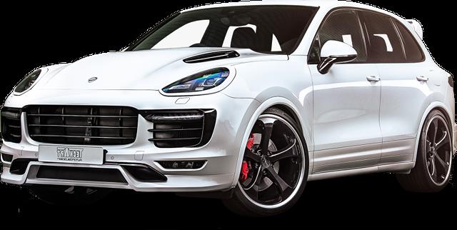 Porsche extended warranty