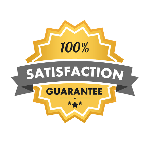 100% satisfaction over serivce