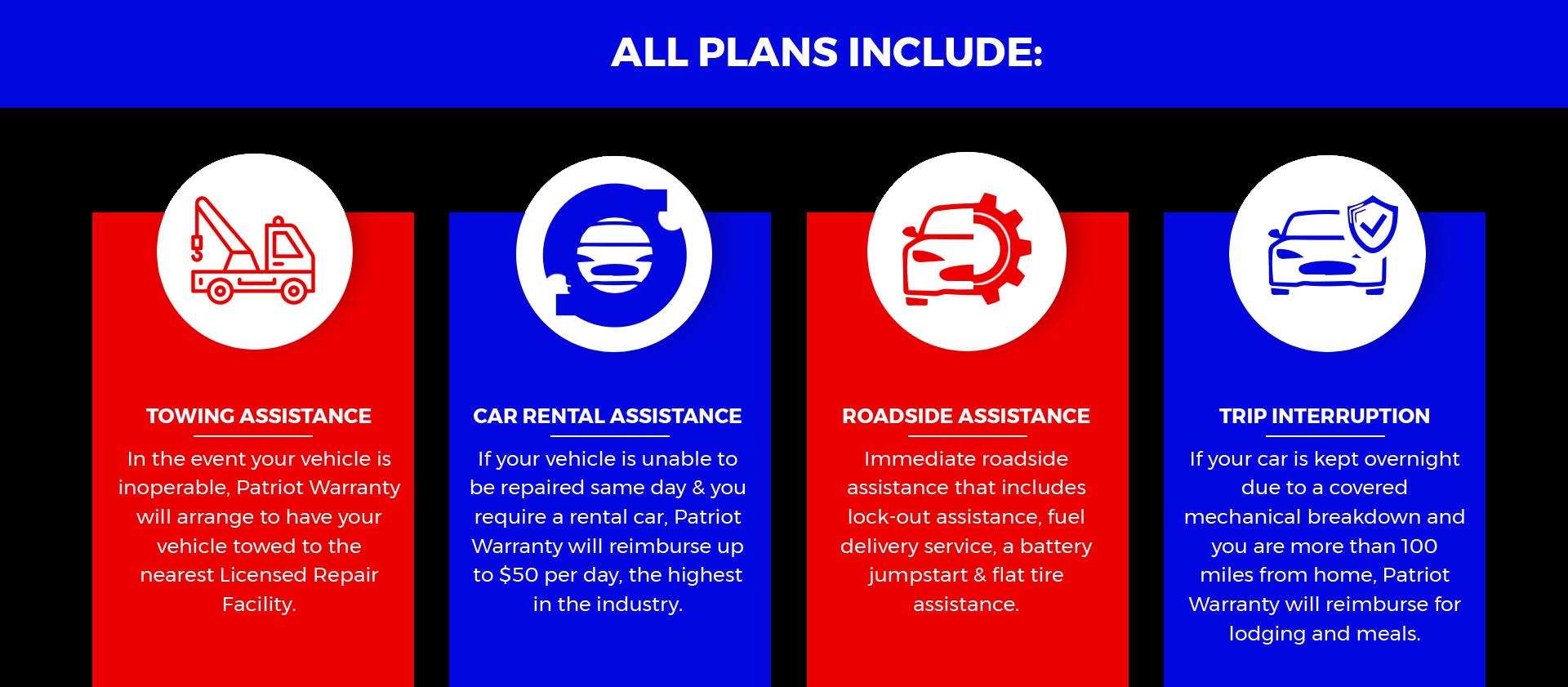 Car Rental Assistance